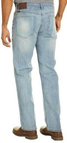 Wrangler Jeans Straight Fit Light BLow Waist W/Tag