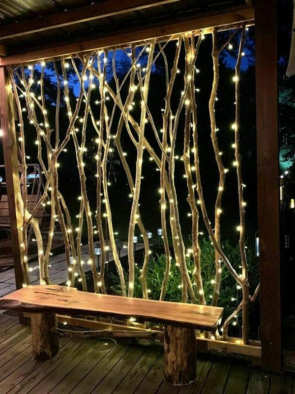 LE 306 LED Lights Fairy String Yellow