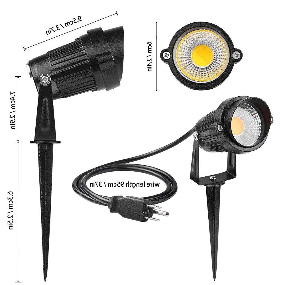 Led <font><b>Light</b></font> AC85-265V Waterproof Landscape <font><b>Light</b></font> Lamps White Green 10W