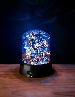LED SHIMMER DESKTOP NIGHT LIGHT