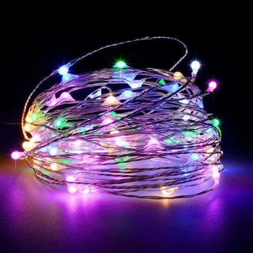LED Copper Wire Home Party Indoor Outdoor Decor Light