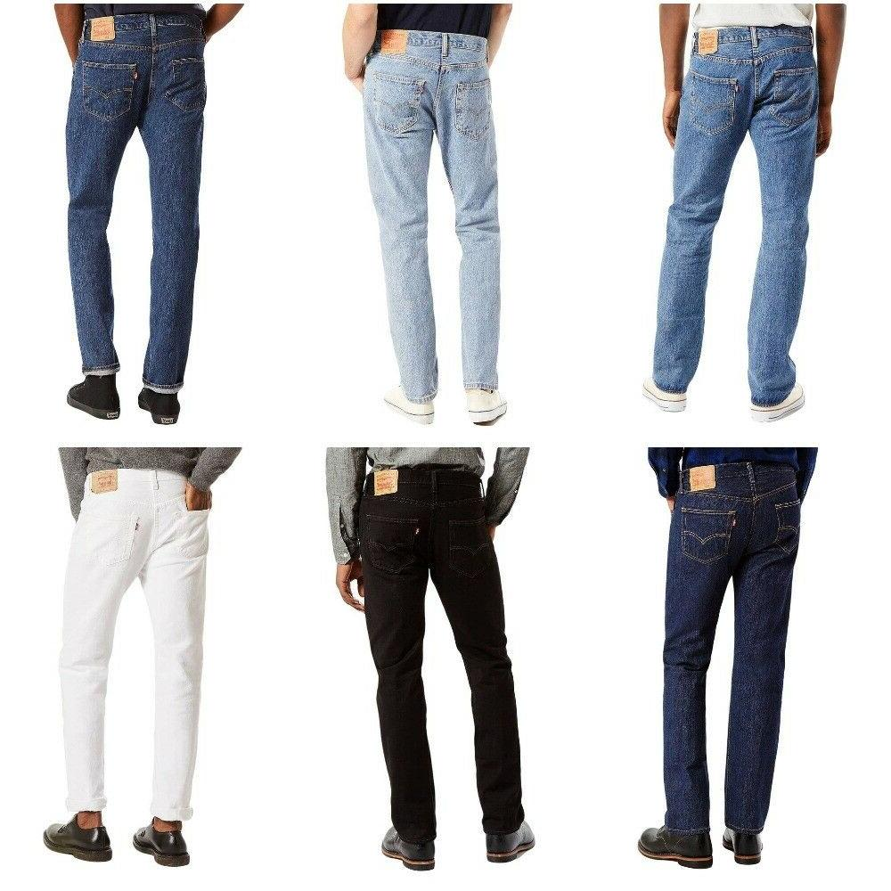 levis 501 jeans mens original button fly