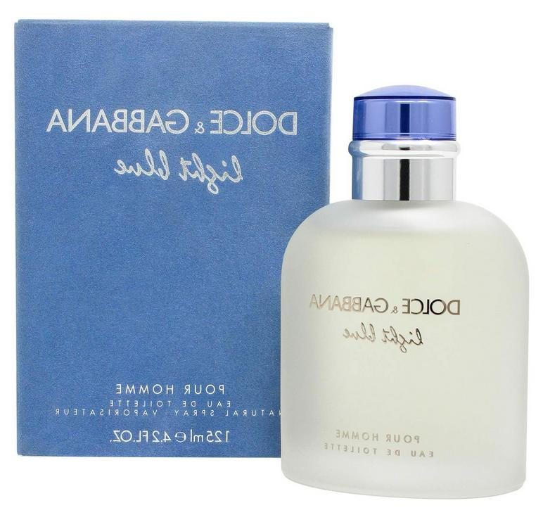 Light Blue by Dolce & Gabbana 4.2 oz EDT Cologne for Men ~ N