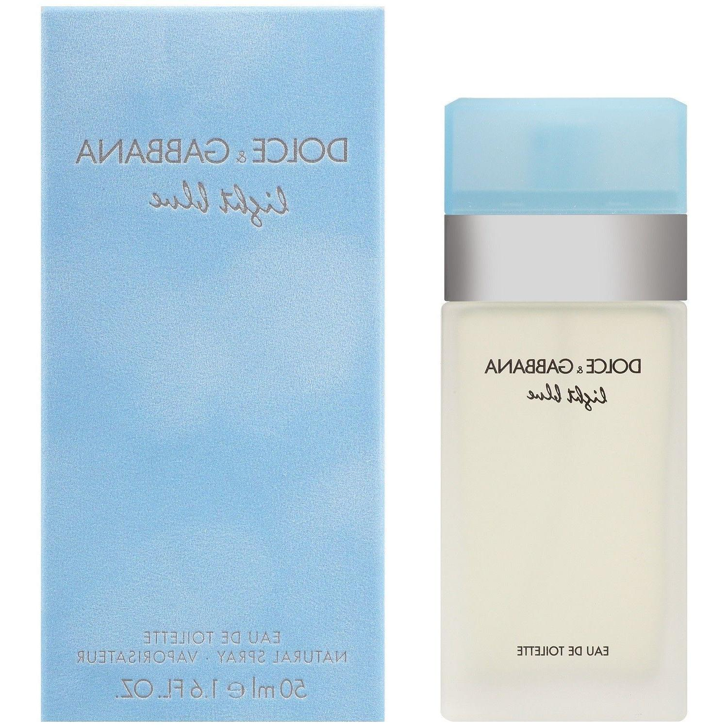 LIGHT BLUE BY DOLCE & GABBANA EAU DE TOILETTE SPRAY FOR WOME