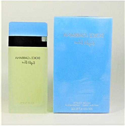 light blue by dolce and gabbana edt