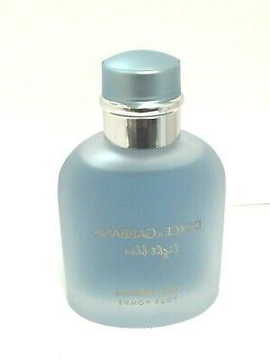 Light Blue Eau by Dolce Gabbana 3.3 oz EDP cologne