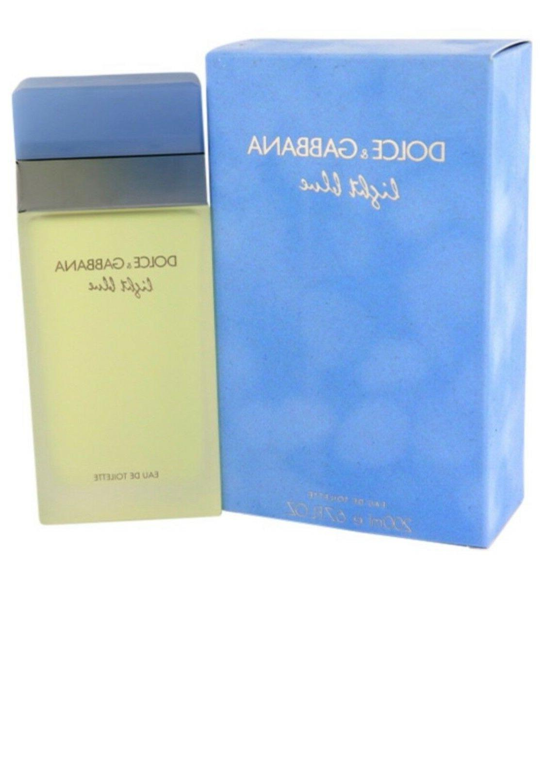 Light Blue Perfume By DOLCE & GABBANA FOR WOMEN