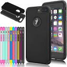 Luxury Shockproof Rugged Rubber Hard Case Cover For Apple iP