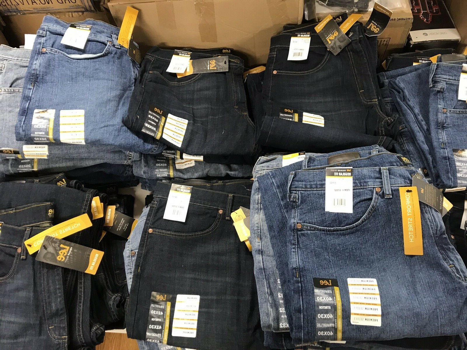 men s blue jeans premium select reg