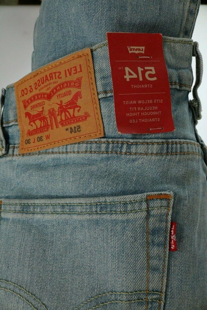 Mens Fit Light Jeans NEW! NWT