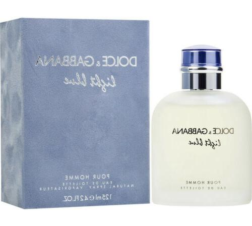 mens light blue by dolce and gabbana