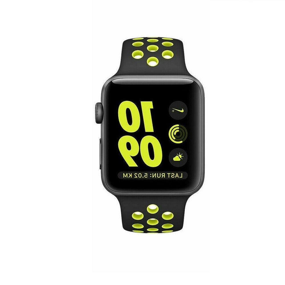 new Silicone 38/40mm Nike+ Apple 2 5 6