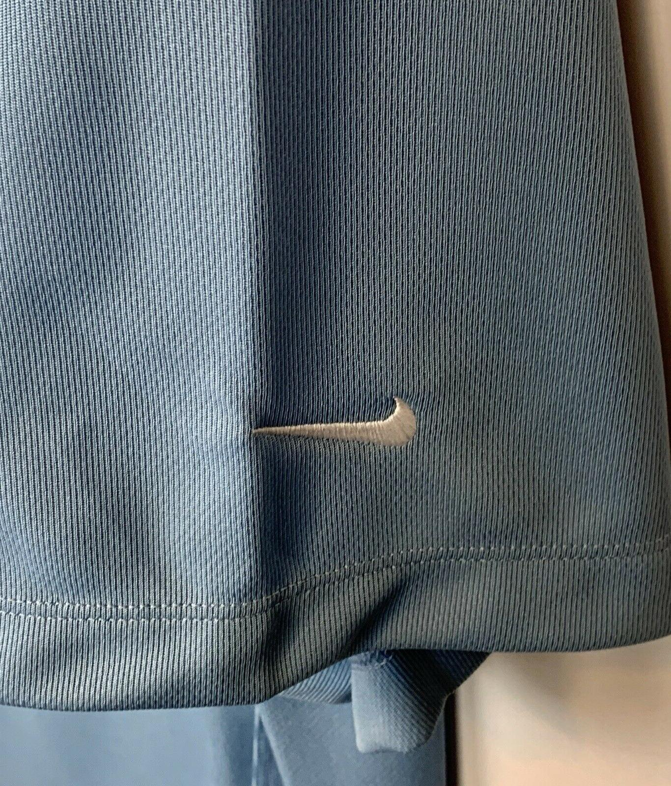 Big and Tall Size 4X Blue Classic Polo