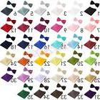 Party New Mens Bowtie Bow Tie Handkerchief Pocket Hanky Pre