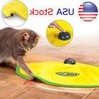 Pet Cat Meow Dog Toy V4 Electronic Interactive Undercover Mo