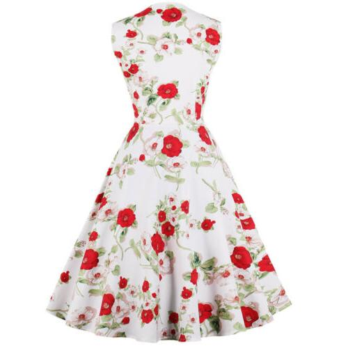 Plus 60s Vintage Rockabilly Housewife Party Evening