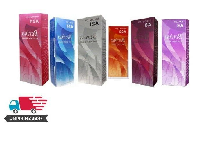 professional permanent hair dye color cream fashion