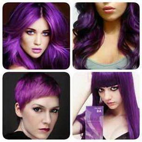 BERINA PROFESSIONALS Cream Hair Color A6 : Violet 60 Fashion