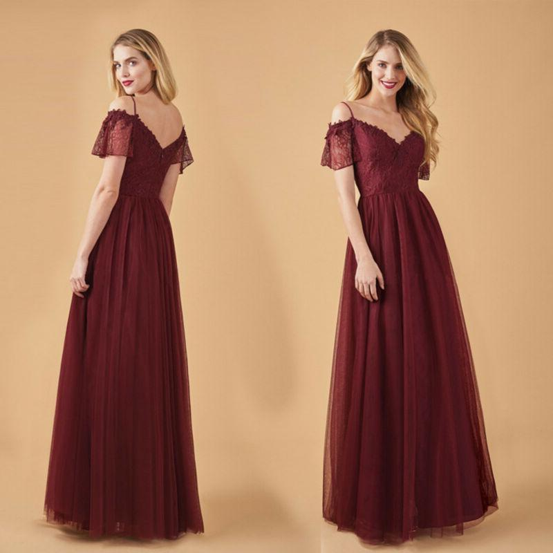 Sexy Formal Evening Party Long Maxi Dress Gown