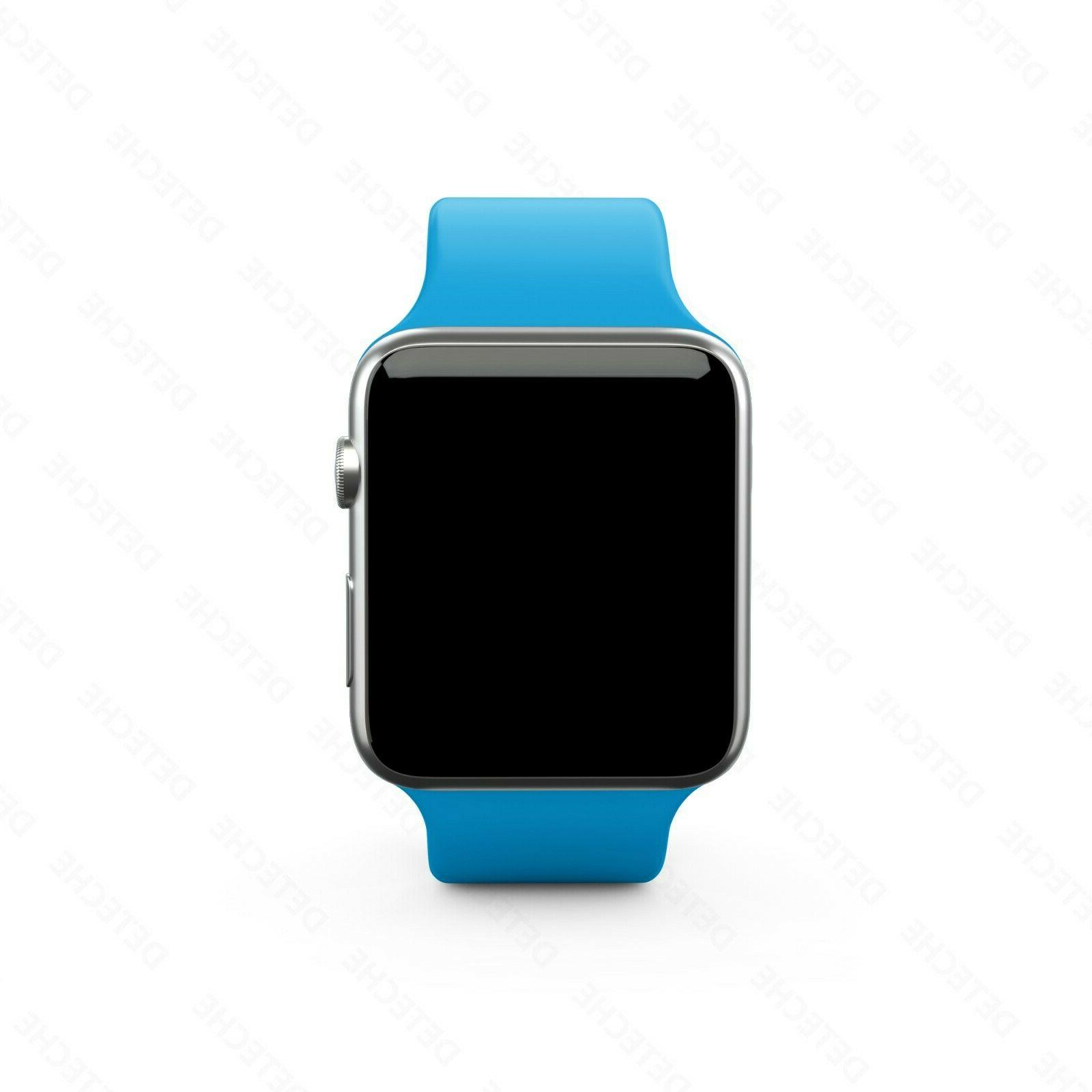 Silicone Band Apple Sports 38/40/42/44mm