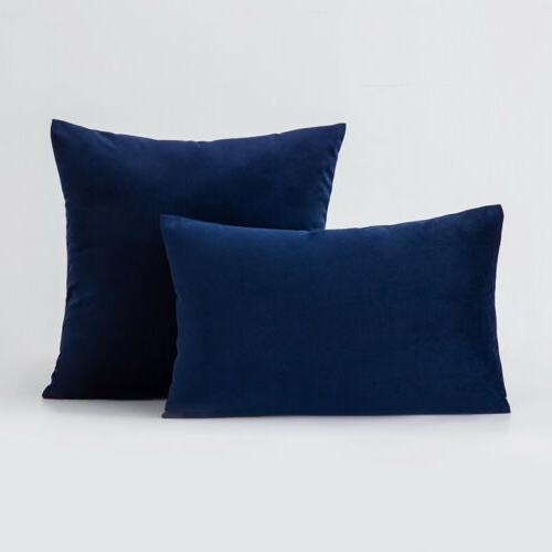 Soft Cover Pillow Cover Home Sofa 18""