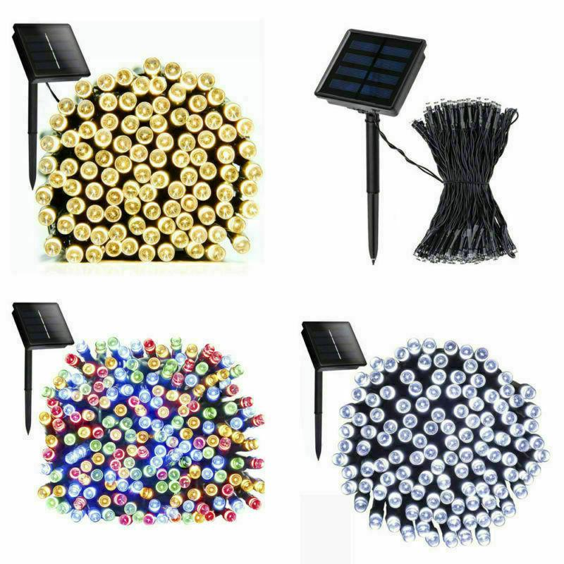 Solar Power Light Garden Outdoor