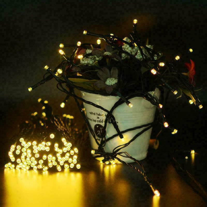 Solar Power Fairy Light Garden Christmas Outdoor