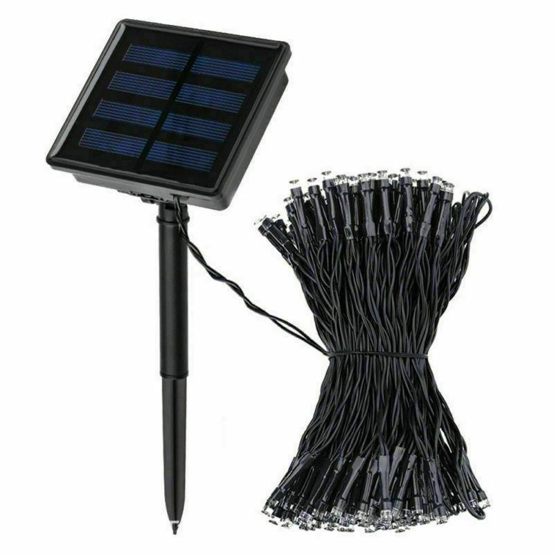 Solar Power Light 200LED Outdoor