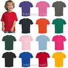 Rabbit Skins Toddler Fine Jersey T Shirt Boys Girls Tee 2T 3
