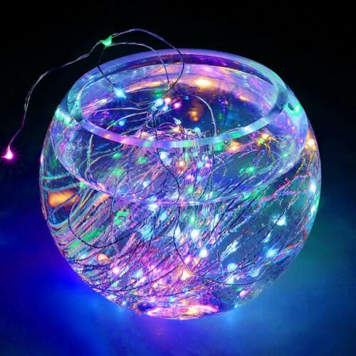 LED Copper Wire Home Indoor Outdoor Light