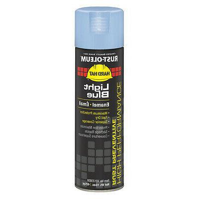 RUST-OLEUM V2123838 Spray Paint,Light Blue,15 oz.