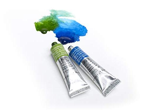 Winsor & Water Colour tube,