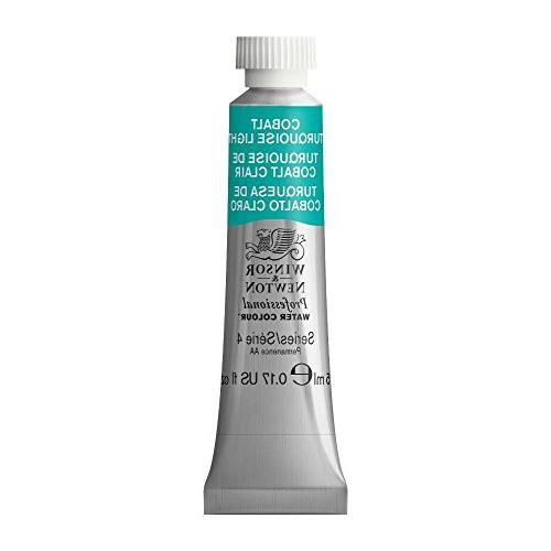 winsor and newton professional water colour paint
