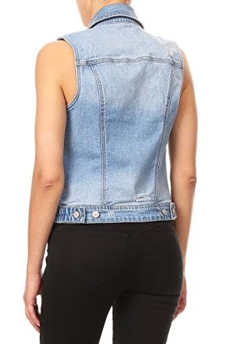 Vialumi Women's Sleeveless Enjean
