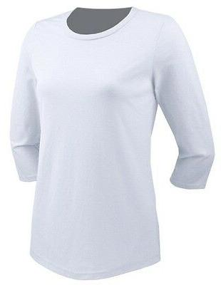 Women's Sleeve T Cotton Casual
