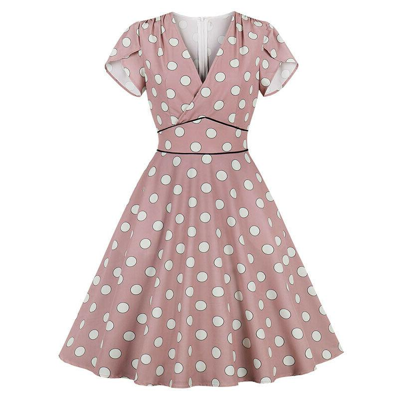 Womens 50s Vintage Party Swing