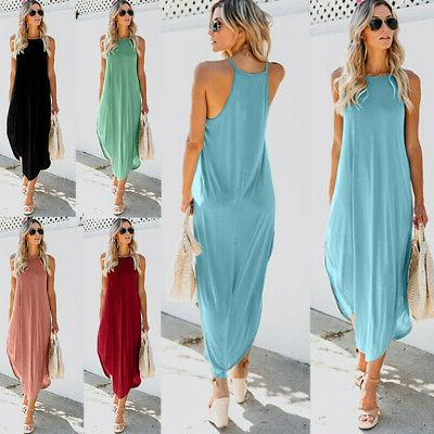 womens summer t shirt dress tunic tops