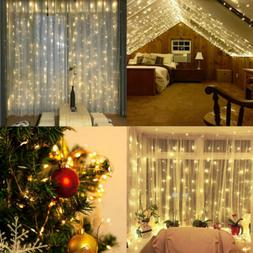 Lamp Indoor/Outdoor USB Operated LED String Lights  300 Leds