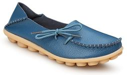 leather casual loafer us 9