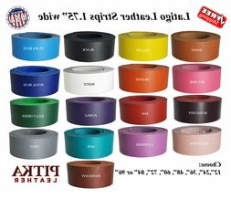 leather strips 1 75 inch 6 7