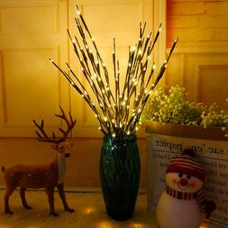 LED Willow Branch Lamp Floral <font><b>Lights</b></font> 20