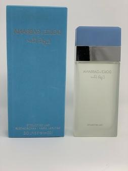 Light Blue By Dolce & Gabbana 3.3 oz / 3.4 oz EDT Spray Perf