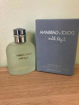 Light Blue By Dolce & Gabbana 4.2 oz / 125 ml EDT Cologne Fo