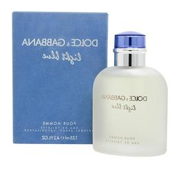 Light Blue by DOLCE & GABBANA 4.2 oz - 125 ml Eau de Toilett