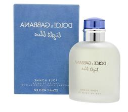 Light Blue by Dolce & Gabbana Men's 4.2 Oz / 125 ml Eau De T