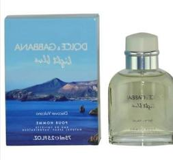 Dolce and Gabbana Light Blue Discover Volcano Eau de Toilett