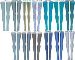 Light Blue Doll Stockings for Ever After and Monster High Do