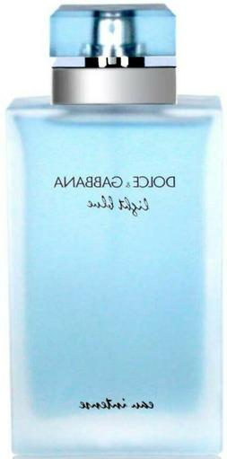 Light Blue Eau Intense Perfume by Dolce & Gabbana 3.3 oz EDP