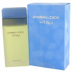 Light Blue Perfume By DOLCE & GABBANA 3.4 oz 100 ML 6.7 oz 2