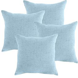 Albad Linen Pillow Covers 20 X 20 Inch
